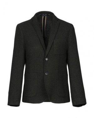Пиджак MARKUP. Цвет: темно-зеленый