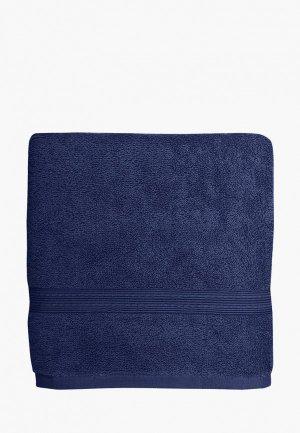 Полотенце Bonita. Цвет: синий