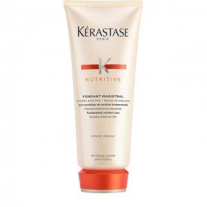 Молочко для очень сухих волос Nutritive Magistral Kerastase. Цвет: бесцветный
