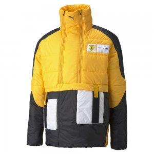Куртка Scuderia Ferrari Race Statement Mens Anorak PUMA. Цвет: желтый