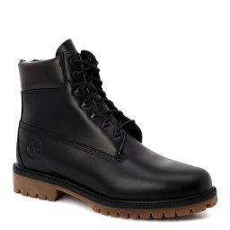 Ботинки 6 Inch Heritage Boot черный TIMBERLAND