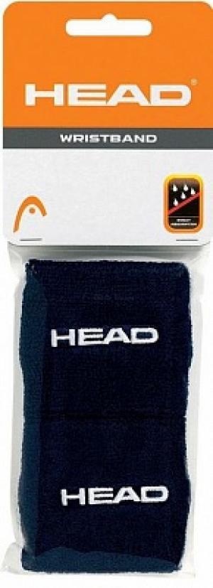 Напульсник 2.5` Head. Цвет: черный