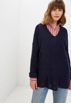 Пуловер Art Love. Цвет: синий