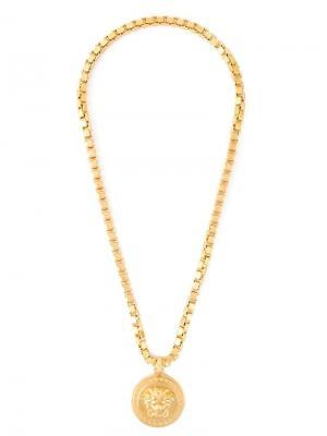 Ожерелье Medusa Versace