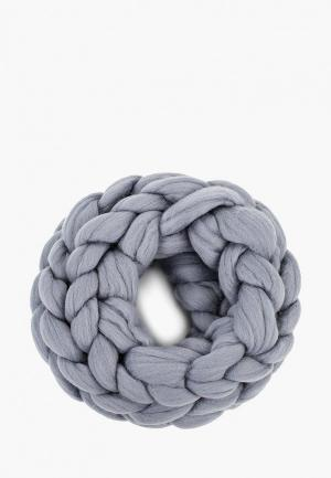 Снуд Cloudlet. Цвет: серый