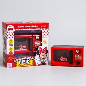 Игровой набор микроволновая печь Disney