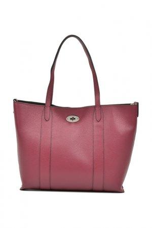 Bag CARLA FERRERI. Цвет: bordeaux