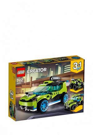 Конструктор Creator LEGO Суперскоростной раллийный автомобиль 31074. Цвет: разноцветный