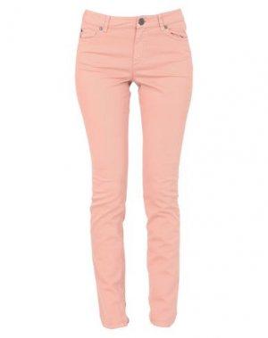 Повседневные брюки 2ND DAY. Цвет: телесный