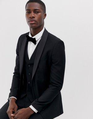 Приталенный пиджак occasion-Черный цвет French Connection