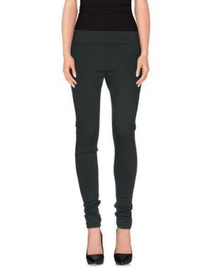Повседневные брюки G.SEL. Цвет: темно-зеленый