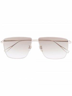 Солнцезащитные очки-авиаторы Dirt Parade EQUE.M. Цвет: серебристый