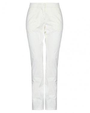 Повседневные брюки TIMBERLAND. Цвет: слоновая кость