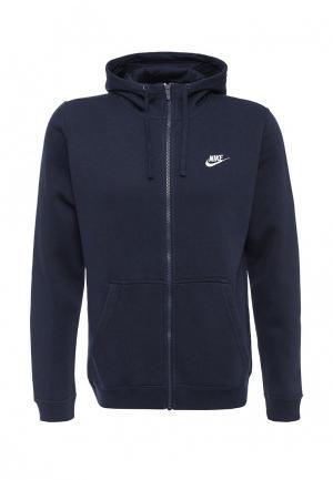 Толстовка Nike Mens Sportswear Hoodie. Цвет: синий