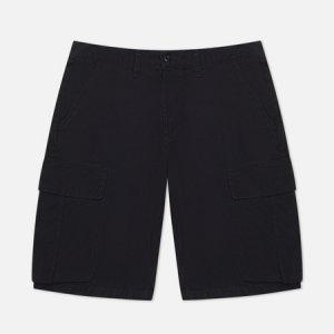 Мужские шорты Jungle Ripstop Edwin. Цвет: чёрный