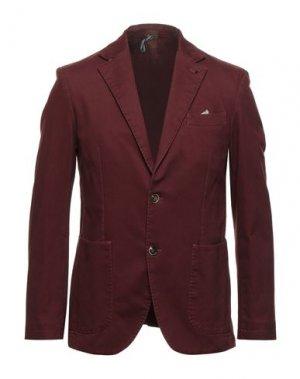 Пиджак AT.P.CO. Цвет: кирпично-красный