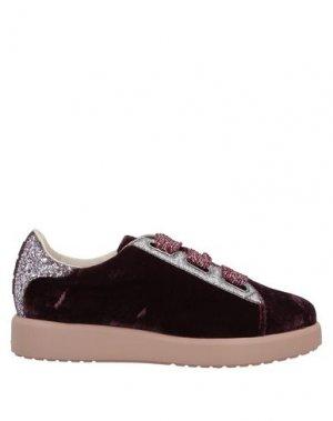 Низкие кеды и кроссовки 181 by ALBERTO GOZZI. Цвет: розовато-лиловый