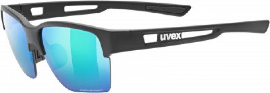 Солнцезащитные очки Sportstyle 805 Cv Uvex. Цвет: черный