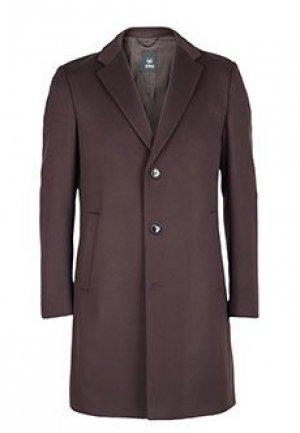 Пальто STRELLSON. Цвет: бордовый