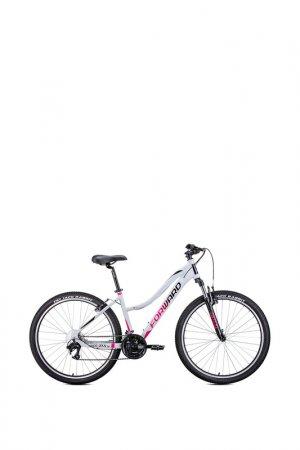 В Forward. Цвет: серый/розовый