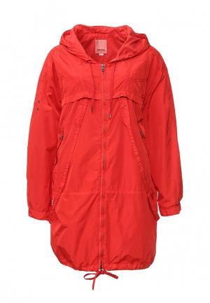 Куртка Diesel. Цвет: красный