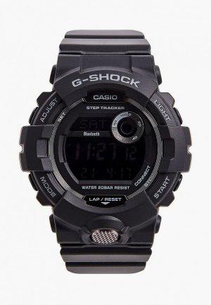 Часы Casio GBD-800-1BER, G-SHOCK. Цвет: черный