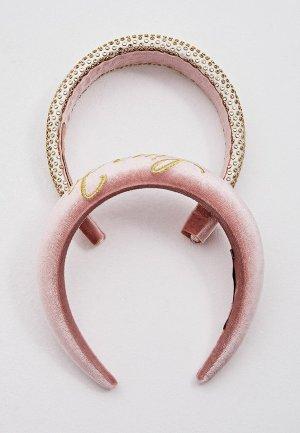 Комплект Liu Jo. Цвет: розовый