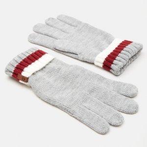 Перчатки, варежки, муфты Cable Premium Knit Glove Timberland. Цвет: серый