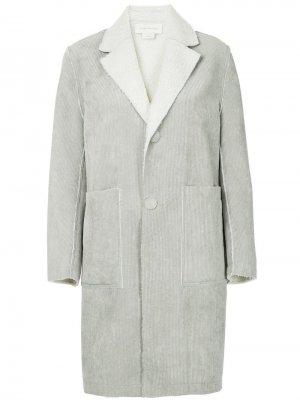 Пальто Counter Attack Karen Walker. Цвет: серый