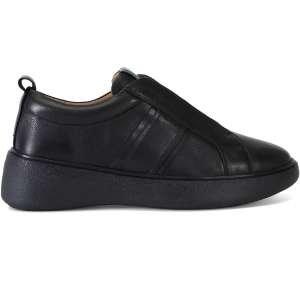 Слипоны Ekonika EN6012-03 black-20Z. Цвет: черный