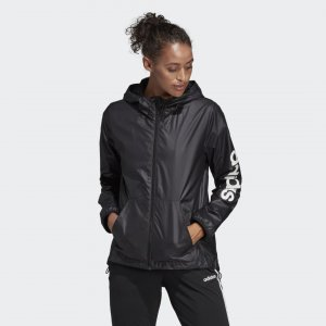 Ветровка Essentials Performance adidas. Цвет: черный