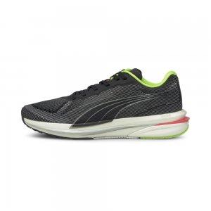 Кроссовки Velocity Nitro Womens Running Shoes PUMA. Цвет: черный