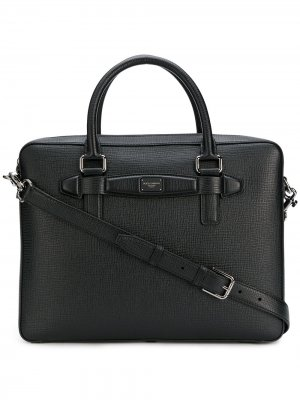 Laptop bag Dolce & Gabbana. Цвет: черный