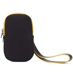 Чехол для телефона Ekonika EN31985 black/yellow-20Z