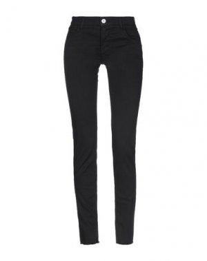 Джинсовые брюки CYCLE. Цвет: черный