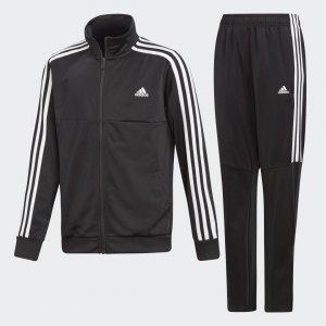 Спортивный костюм Tiro Performance adidas. Цвет: черный