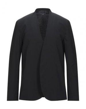 Пиджак DARK LABEL. Цвет: черный
