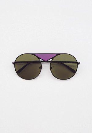 Очки солнцезащитные Karl Lagerfeld KL 310S 001. Цвет: черный