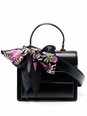 Uptown leather tote bag The Marc Jacobs. Цвет: черный