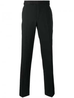 Классические брюки с полосками сбоку Tom Ford. Цвет: чёрный