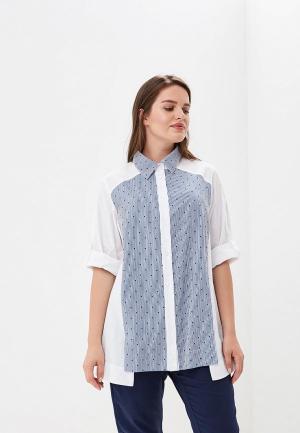 Рубашка Berkline. Цвет: белый
