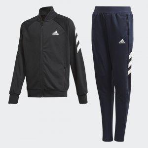 Спортивный костюм XFG Performance adidas. Цвет: черный