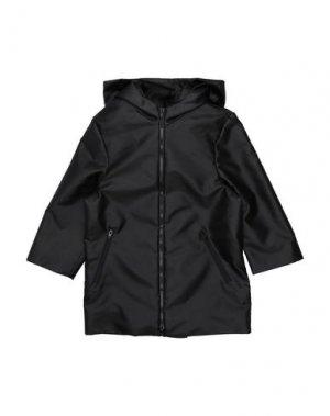 Легкое пальто SKILL_OFFICINE. Цвет: черный