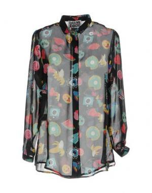 Pубашка DRESS CODE. Цвет: черный