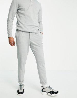 Серые брюки от комплекта -Серый New Look