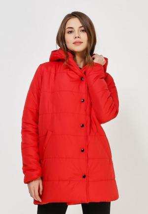 Куртка утепленная C.H.I.C.. Цвет: красный