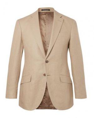 Пиджак RICHARD JAMES. Цвет: песочный
