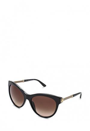 Очки солнцезащитные Versace VE4292 108/13. Цвет: коричневый