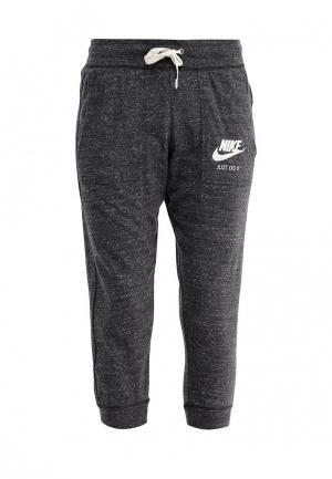 Капри Nike Sportswear Vintage Womens Capris. Цвет: серый