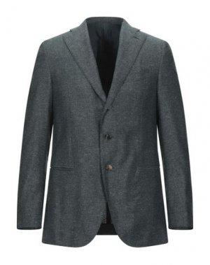 Пиджак CARUSO. Цвет: зеленый